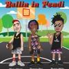 Download BALLIN IN FENDI FT REGGIE MILLS, FAMOUS DEX, SFERAEBBASTA Mp3