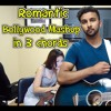 New & Old Bollywood Songs MASHUP l 8 songs in 3 CHORDS l Khizer Khan