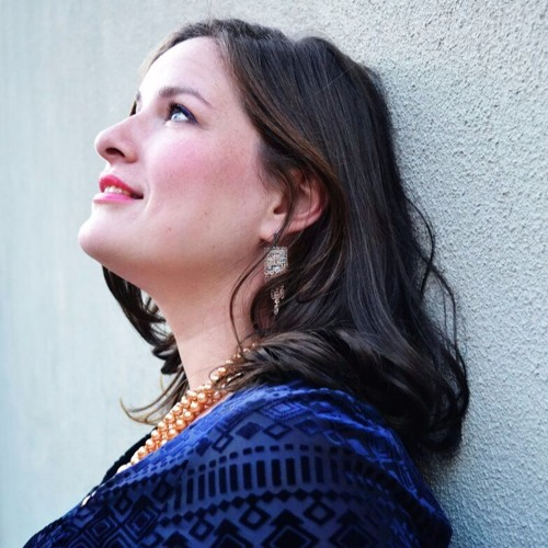 Allison sings He shall feed his flock from Handel's Messiah with Bourbon Baroque