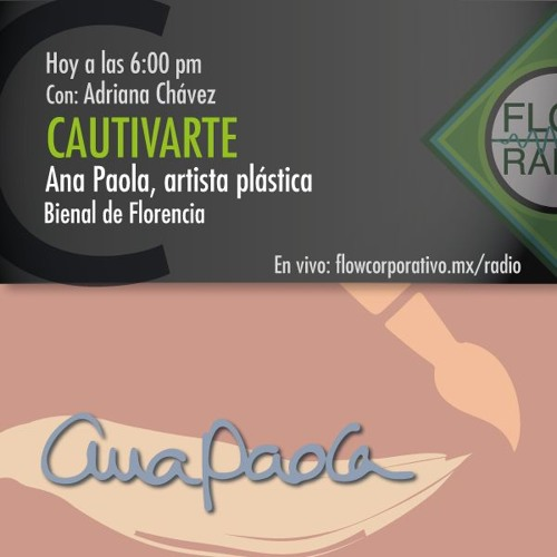 CatuvArte 097 - Ana Paola, artista plástica / Bienal de Florencia
