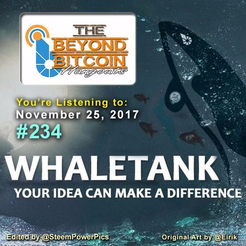 BeyondBitcoin Whaletank #234 (2017/25/11)[full edited version]