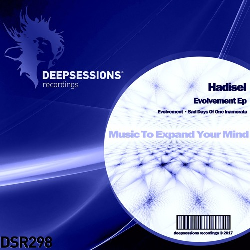 DSR298 Hadisel - Evolvement Ep - OUT Now @ Beatport