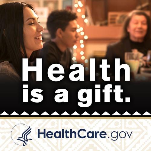 Health Is a Gift - Navajo English