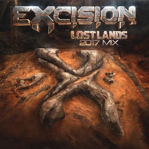 Excision - Lost Lands 2017 Mix
