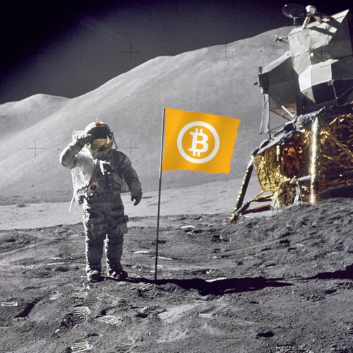 ₿ TO THE MOON