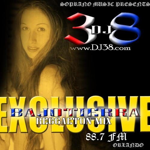 DJ 38 - Bajotierra 88.7 FM ( Reggaeton Mix ) 2002