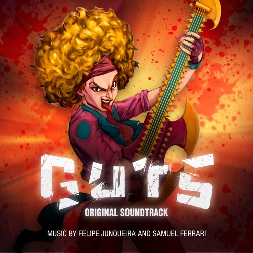 GUTS (Orignal Game Soundtrack) - 03 This Is A VIP GIG