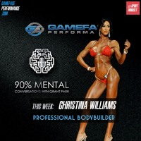 Christina Williams - Professional Body Builder - Motivation and Visualization - Episode 24