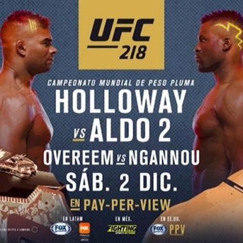 The MMA Analysis - UFC 218 Preview