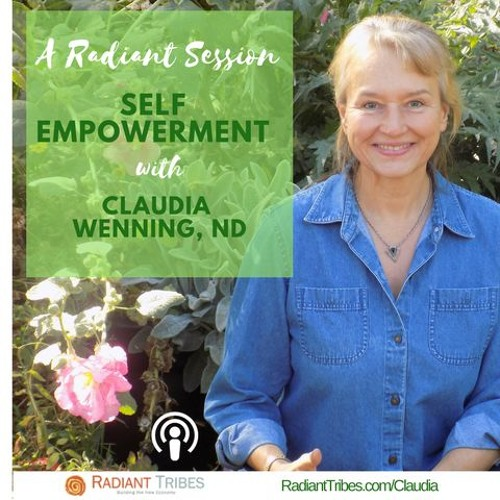 Claudia Wenning talks about Self -Empowerment