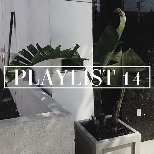 PLAYLIST 14