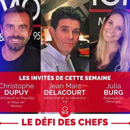 Radio Monaco - Le Défi des Chefs - 29/11/2017