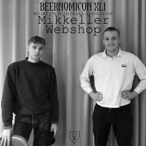 Beernomicon XLI - Interview with Frank & Elias of Mikkeller Webshop