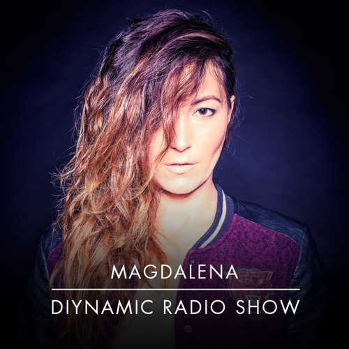 Diynamic Radio Show December 2017 by Magdalena