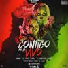 Jamby El Favo Ft Jon Z & Ele A El Dominio -Contigo Me La Vivo (Audio) Portada del disco