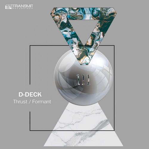 D-Deck - Thrust (Original Mix) [Transmit Recordings]