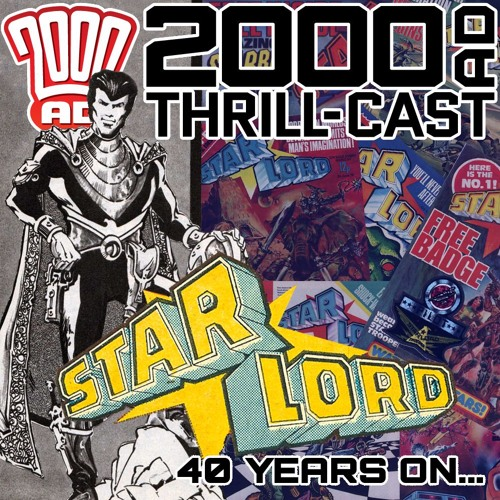 Starlord - 40 years on...