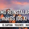 Como Reinstalar O OS X (formatar Mac  Instalação Limpa) - Guia  Tutorial