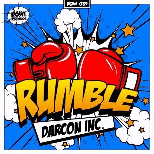 Darcon Inc. - Rumble (Official Preview) [OUT NOW]