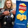 Thor vs British Crisps. Awesome Creepypasta Rap Cyphers Of History #5