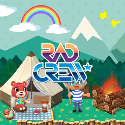 Rad Crew S14E23: Animal Crossing Lommeleir