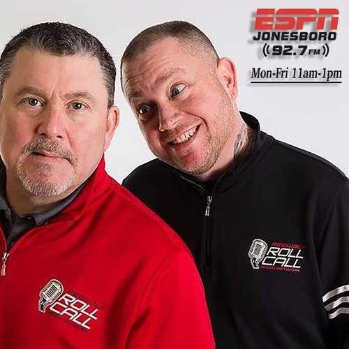 Red Wolf Roll Call Radio W/J.C. & @UncleWalls from Wednesday 11-29-17 on @ESPNJonesboro