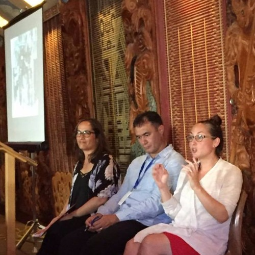 #HistoriesMeet Interview with Arini Loader, Kelly Keane-Tuala and Mike Ross