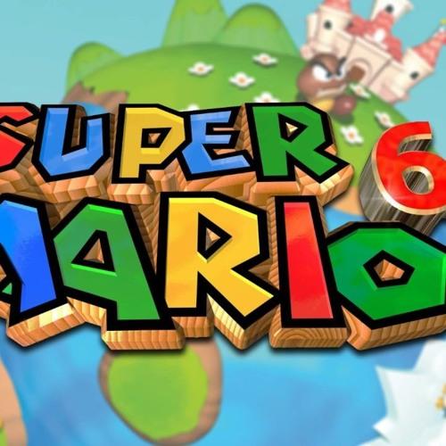 [Super Mario 64] File Select