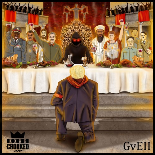 KXNG Crooked- Good Vs Evil 2: The Red Empire