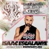 Isaac Escalante live at SCORE ARENA PRE PARTY  AT  White Party 2017