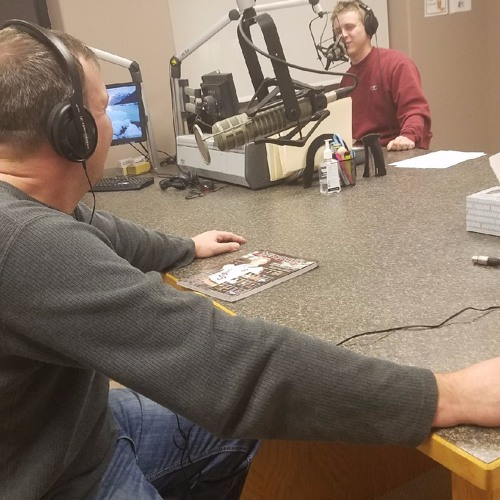 Andy Lundbohm joins the Roseau Rams coaches show