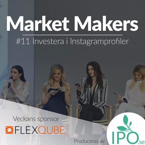 Market Makers - #11 Investera I Instagramprofiler