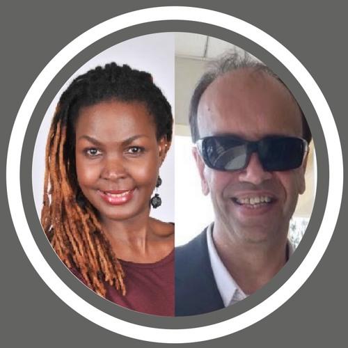 Jean-Luc Pening &  Sybille Kazuba Cishahayo - Menya Media (FR)
