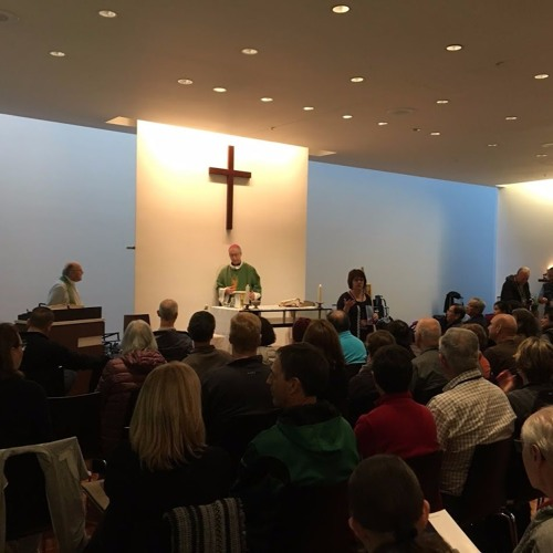 Holy Land Pilgrimage 2017 - Archbishop Smith Homily at Toronto Pearson Airport
