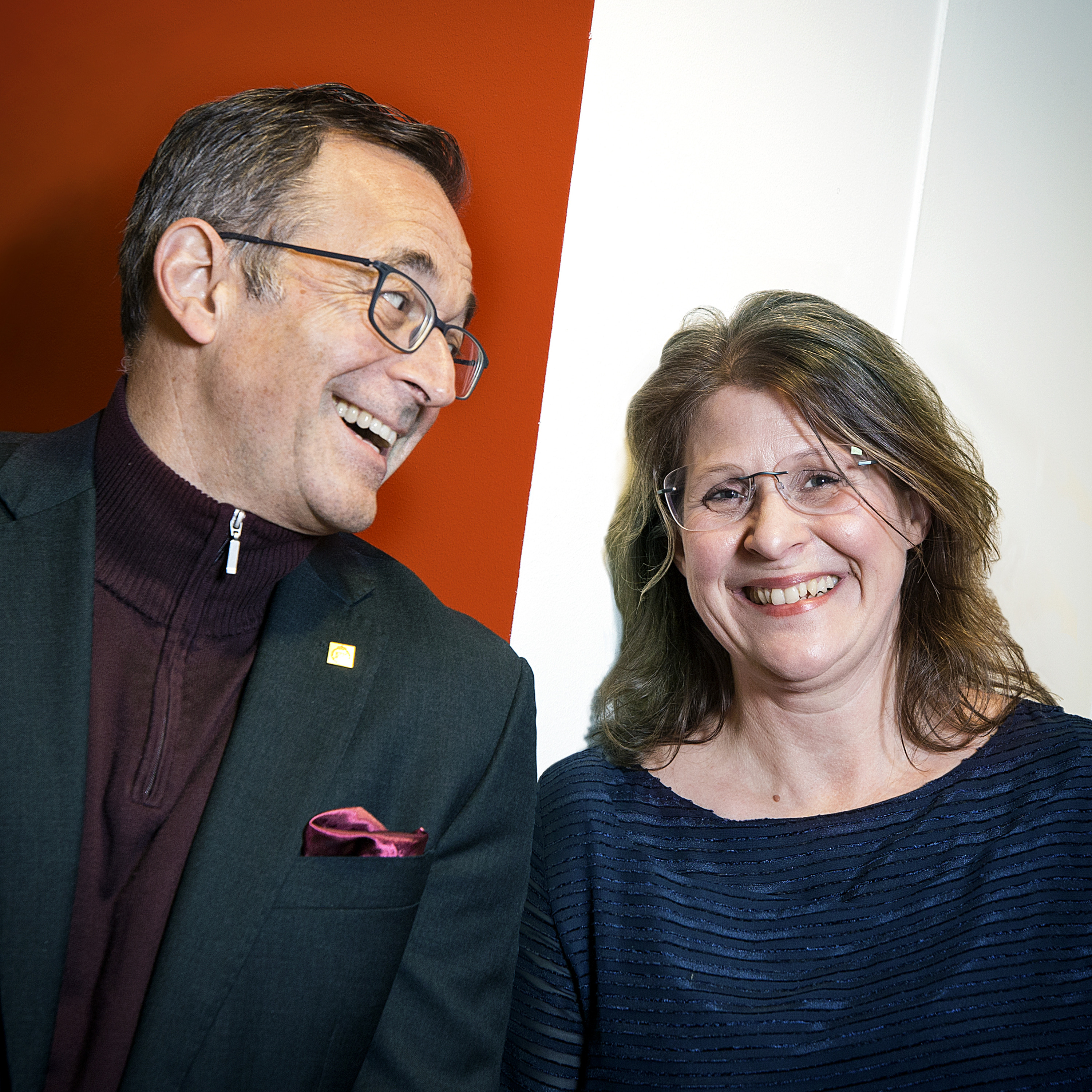 24 A brighter program for innovation:  Donnie Lygonis and Lisa Ericsson