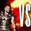 Daddyphatsnaps; Thor vs hulk rap battle