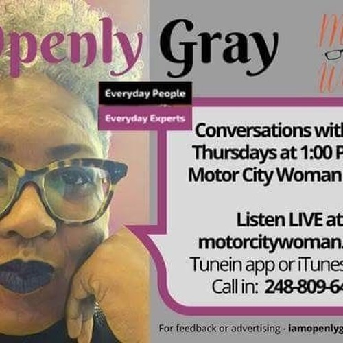 Openly Gray 11 - 30 - 17