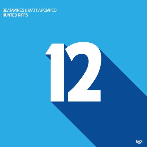 Beatamines, Mattia Pompeo - Hunted Riffs (Pauke Schaumburg Remix)