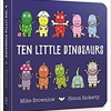 Ten Little Dinosaurs - Myles