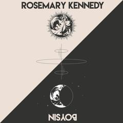 Rosemary Kennedy -Gigantic Sunglasses
