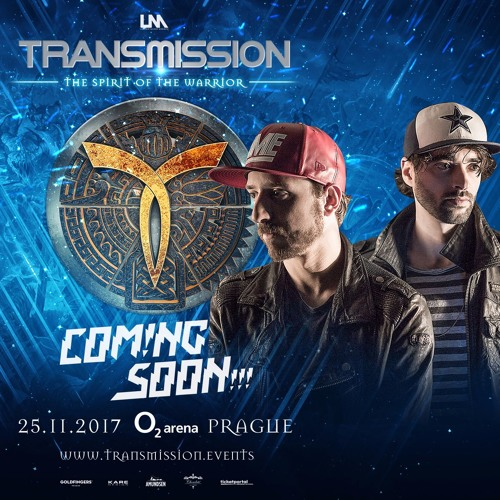Coming Soon!!! - Live @ Transmission Festival (25.11.2017) Prague