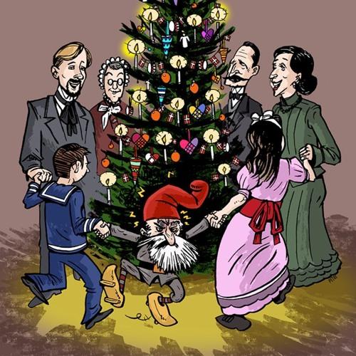 Julefortællinger - Adventsgaver fra Museum Vestsjælland