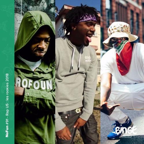 Rap US : les rookies 2018