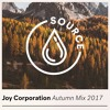 Joy Corporation - Source Recordings Autumn Mix 2017-11-29 Artwork