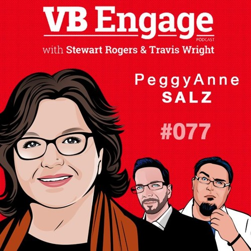 Peggy Anne Salz, mobile futures, and the crazy world of cryptocurrencies - VB Engage 077