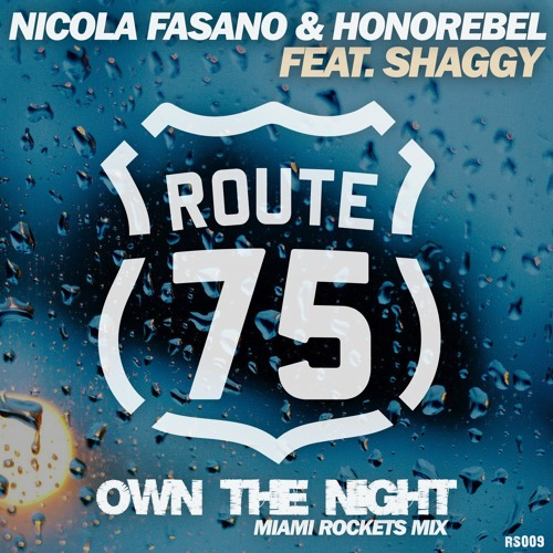 Nicola Fasano & Honorebel Feat Shaggy - Own The Night (Miami Rockets Mix)