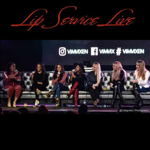 Episode 118: Lip Service Live Part 1 - Taylor Lianne Chandler, Alana Luv, and Naturi Naughton