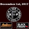12/01/2017 Podcast! - Avengers Infinity War, Black Friday Shopping!