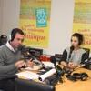RFL101 RFLactu Les Mots D'hiver Benoit Pinon Lucie Jacquet De L'AUBRIERE Fondettes