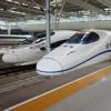 CRH Arriving Shanghai Hongqiao Station Announcement (Shanghai Railway Bureau)
